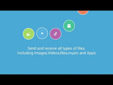 Share Music & Transfer Files – Mi Drop 1