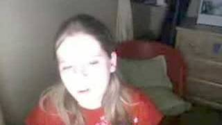 """Slipped Away"" - Avril Lavigne Cover - May 2008"
