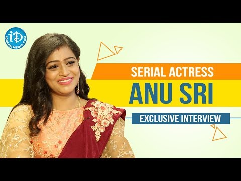 Serial Actress Anu Sri Exclusive Interview | Soap Stars With Anitha #61| IDream Telugu Movies