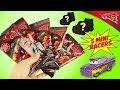 Disney Cars 3 Mini Racers 5 Pochettes Surprise Voiture Métal Diecast Micro Jouet Toy Review