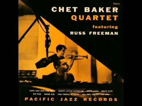 chet baker the thrill is gone