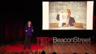De-Grading Education | Elizabeth Wissner-Gross | TEDxBeaconStreet