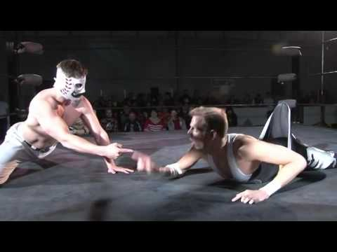 CHIKARA - Greatest Submission Move Ever