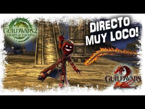 Guild Wars 2 Gameplay Español | Vaya inicio de directo!! | MMOrpg Action Free