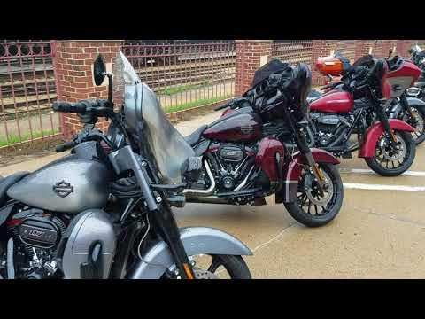 First look 2019 Harley CVO motorcycles