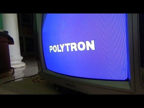 memperbaiki tv polytron susah hidup / start