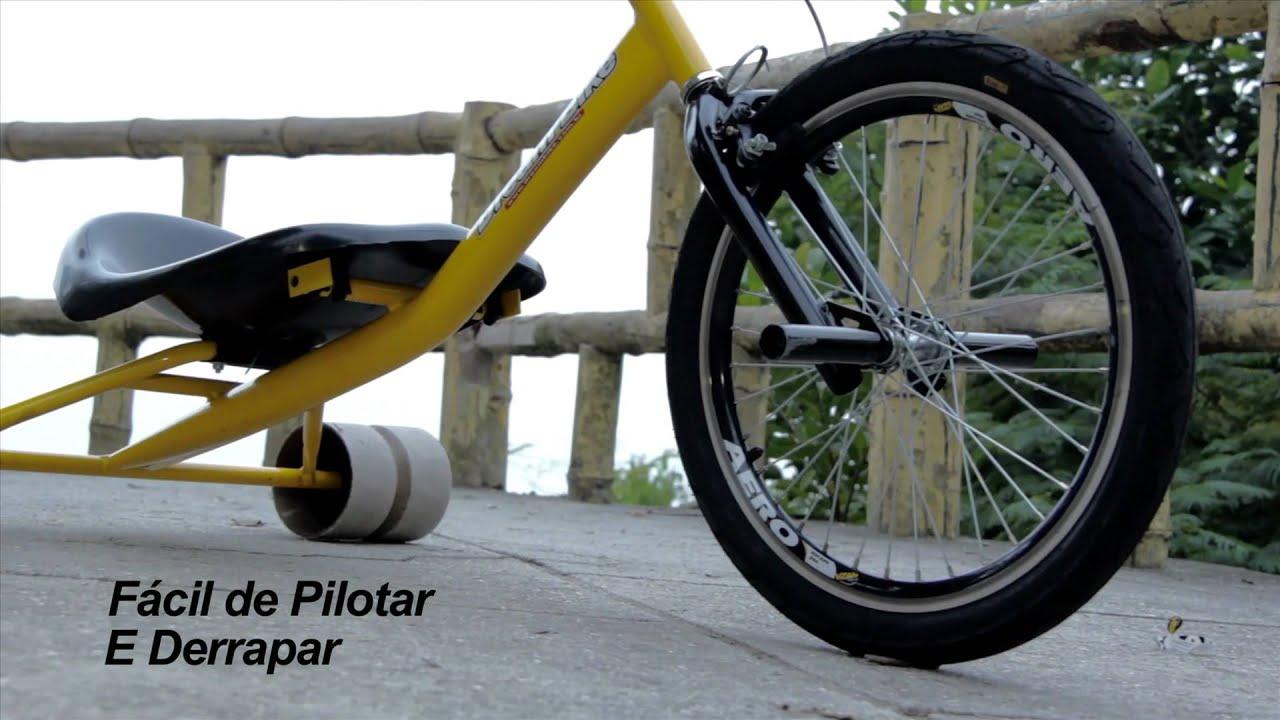 Drift Trike Rio De Janeiro Dream Bike Youtube