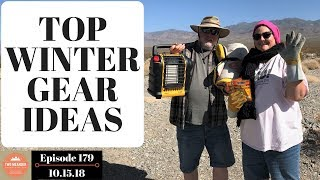 Top Cold Weather Gear Ideas for Nomads and RVers - S1.E179