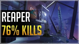 CARRYING ON REAPER (76% KILL PARTICIPATION)