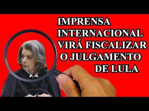 STF teme que Lula desmoralize a Justiça brasileira