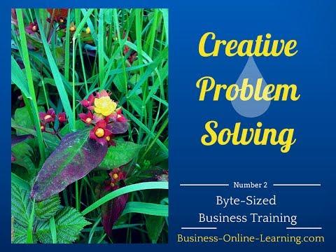 Creative Problem Solving Relaxation Technique