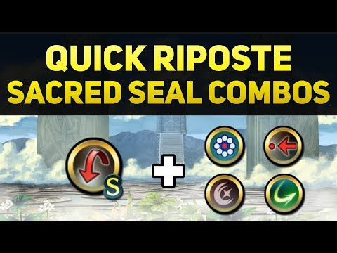 New Combos with the Quick Riposte Sacred Seal - Fire Emblem Heroes Guide