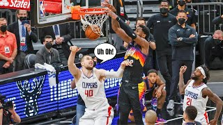 The Phoenix Suns vs Los Angeles Clippers Game 2 Breakdown  Cameron Payne is PG's DAD.