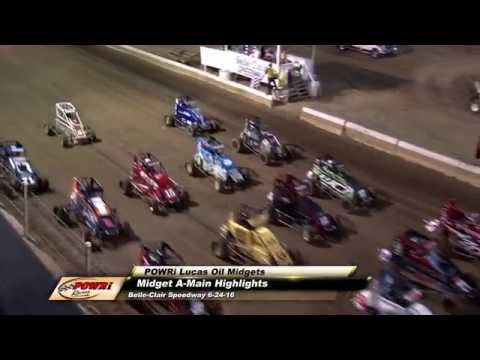 Race Around the Arch Night #1 Midget Highlights