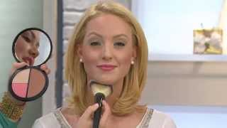 IT Cosmetics Anti-Aging Vitality Face Disc with Luxe Brush with Pat James-Dementri