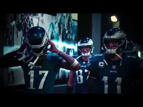 Eagles Super Bowl win hype video 'Live Like Legends'