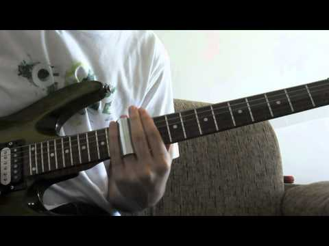 (Red Hot Chili Peppers) Scar Tissue - guitar cover