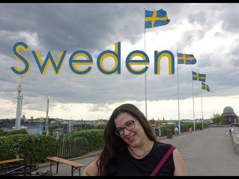 Sweden // Stockholm Layover