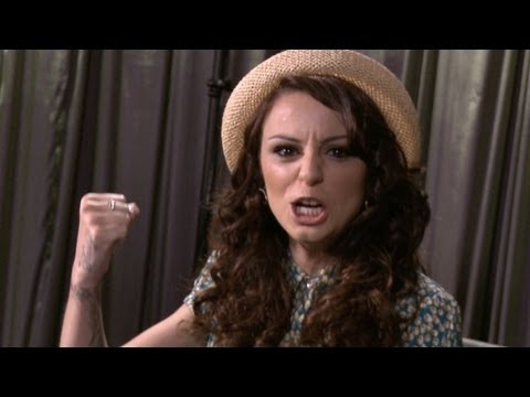 Cher Lloyd: The Wanted Can't Handle This! | Interview | On Air With Ryan Seacrest
