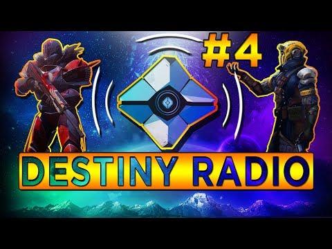Destiny 2│DESTINY RADIO #4 - ALLE NEUHEITEN ; IGN ; Labertaschen Pt. 1│deutsch HD