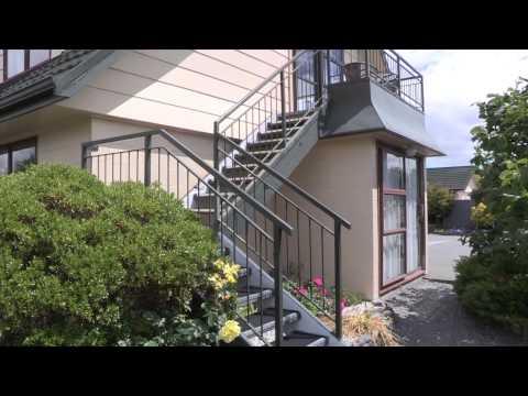 Colonial Motel in Blenheim NZ.