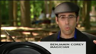 Beyond the Lens: Street magic