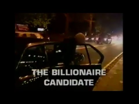 Panorama: The Billion Dollar Candidate - 07.10.96