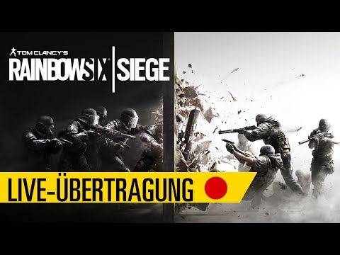 EU Challenger League - 15.10.2018 - Tom Clancy's Rainbow 6 [DE] | UbisoftLIVE