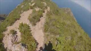 Marrettimo island (sicily) by MTB (4 days in sleeping bag)