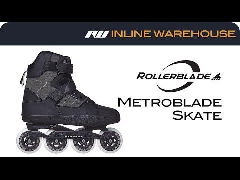 Rollerblade Mens Metroblade Inline