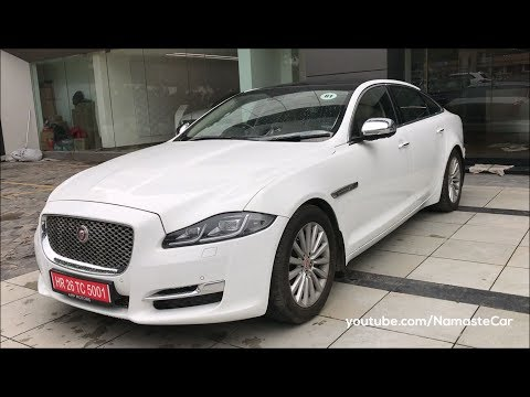 Jaguar XJ X351 2017 Real life review