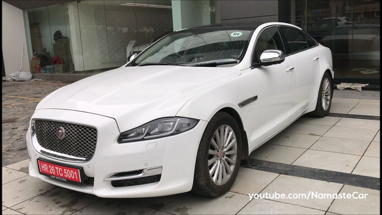 Jaguar Xj X351 2017 Real Life Review Youtube