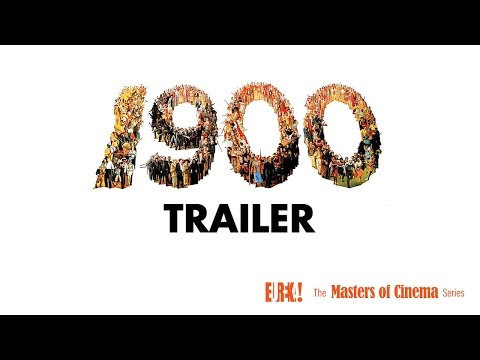 1900 (NOVOCENTO) (Masters of Cinema) Original Theatrical Trailer
