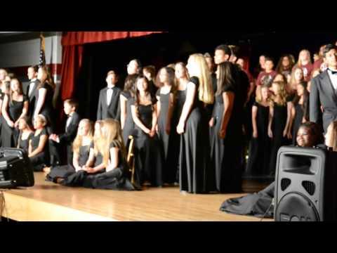 Seabrook intermediate school choir (I believe) 2016