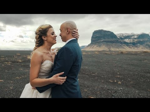 We Are The Adventure | Crazy Iceland Wedding
