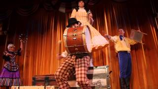 Hoop Dee Doo Musical Revue 05-21-13 Opening Number Front Stage