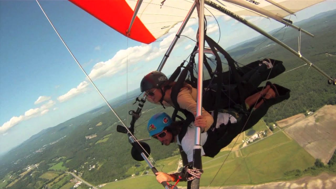 Hang Gliding and Paragliding Lessons | Morningside Flight Park