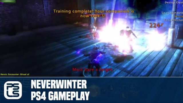 Neverwinter PS4 Review - Roll With It | PlayStation LifeStyle