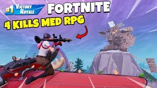 KILLS 4 PLAYERS WITH FALL-DAMAGE in FORTNITE * NEW SKIN * Duo with Polski