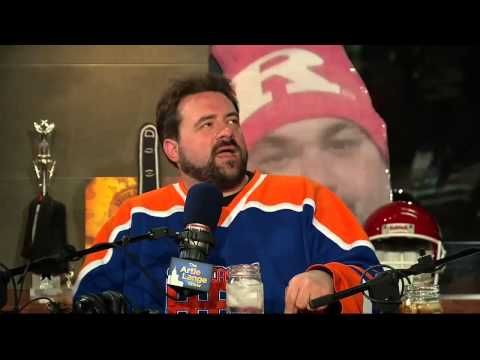 The Artie Lange Show - Kevin Smith (Part #1) - In the Studio