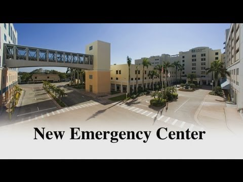New Emergency Center at South Miami Hospital