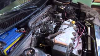 Смотреть видео форд эскорт 1996 большой расход бензина
