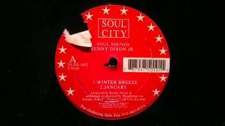 Kenny Dixon Jnr.Winter Breeze.Soul City Records...