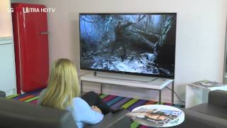 Key Features – UF850T Australian 4K UHD TV from LG