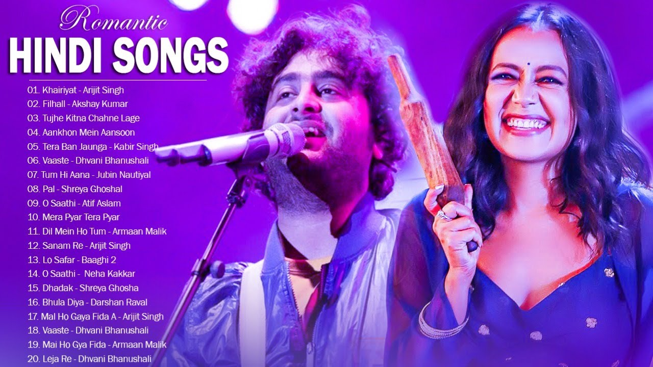 Heart Touching Love Songs 2020 Hindi Bollywood Song Indian New Songs Popular Hindi Songs 2020 Youtube