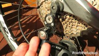 How To Fit 40 Tooth Cassette 11spd on Shimano 11spd Road Systems