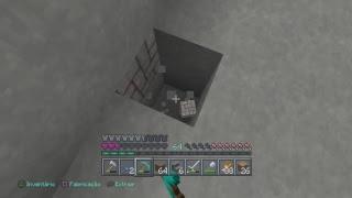 Minecraft: Um Novo Mundo - P35 (PlayStation 4-Live: Segunda a Sexta)Rumo 1.500! Não fake!