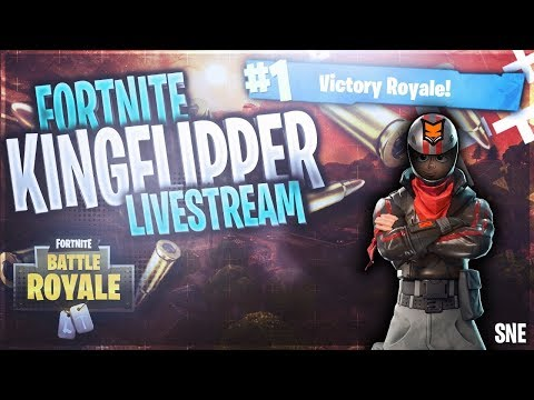 *Live*  Latenite Fortnite Battle Royale With Subs - Can We Get Another Win??