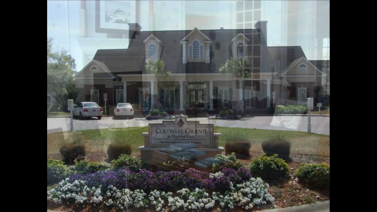 furnished apartments on whitemarsh island at colonial grand at hammocks furnished apartments on whitemarsh island at colonial grand at      rh   youtube