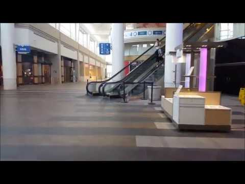 Phone Video 1995 Schindler Escalators At Broadway Mall In Hicksville Ny